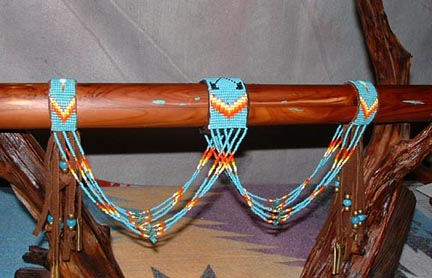 elaborate bead design