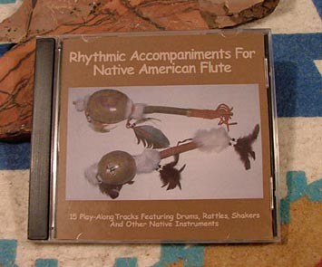 Rhythmic Accompaniments for Native American Flute